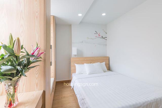 Căn hộ studio tại Nguyễn Trung Ngân được thiết kế rất đơn giản