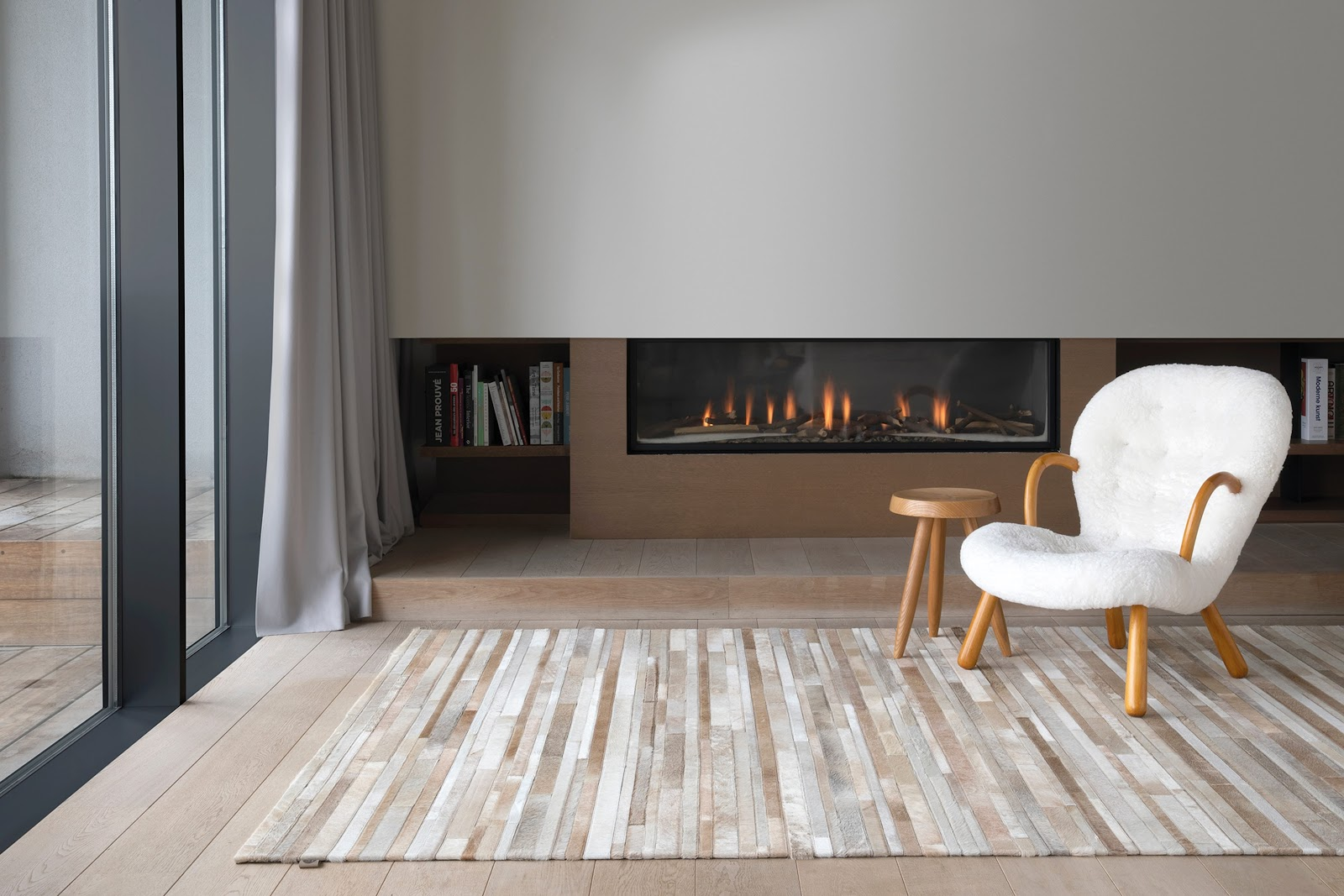 electric fireplace makeover ideas