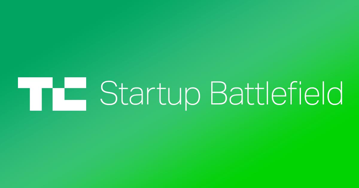 Startup Battlefield - TechCrunch