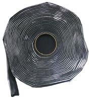 "3/4"" x 30' Black Butyl Tape"