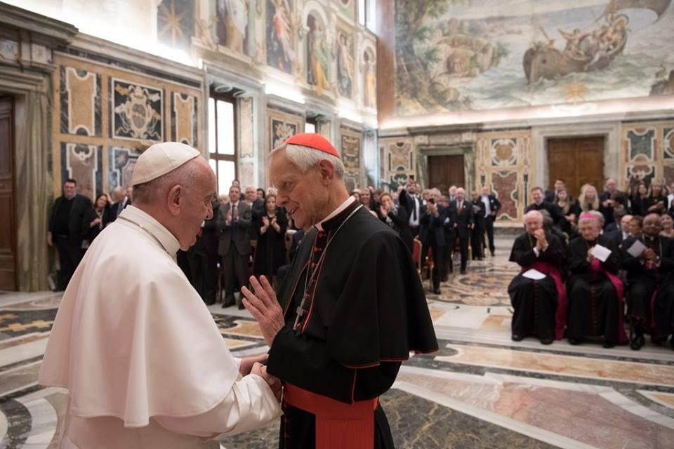 Diễn từ của Đức Thánh Cha với Quỹ Giáo hoàng