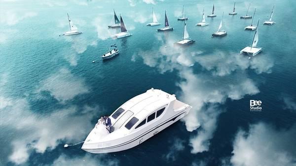 Bến du thuyền Marina 2