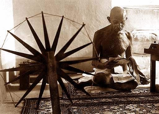 מהטמה גנדי טוויה