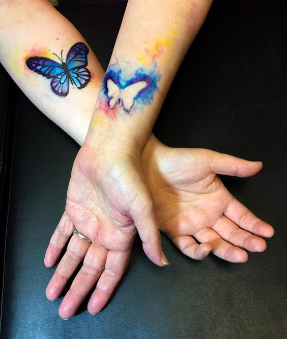 Cute Mother/Daughter Tattoos to Get This Mother\'s Day | Her Campus