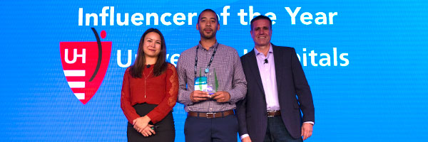 Invoca 2019 Call Intelligence Awards, Influencer of the year