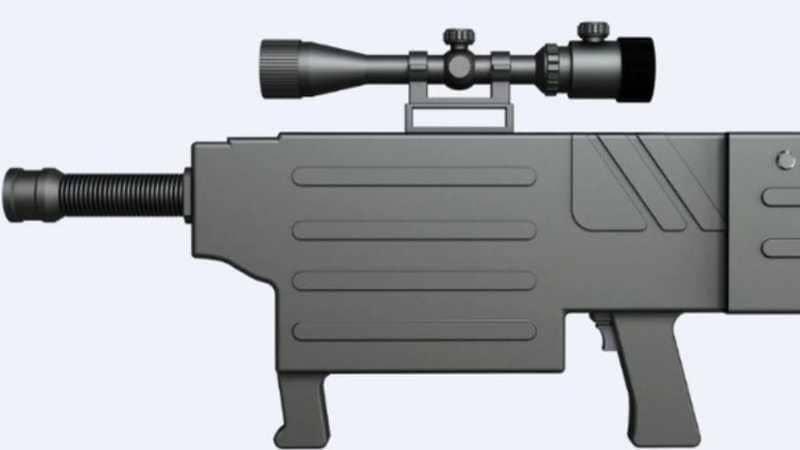 البندقية الذكية ZKZM-500