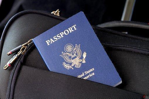 Passport, Flag, Travel, Visa