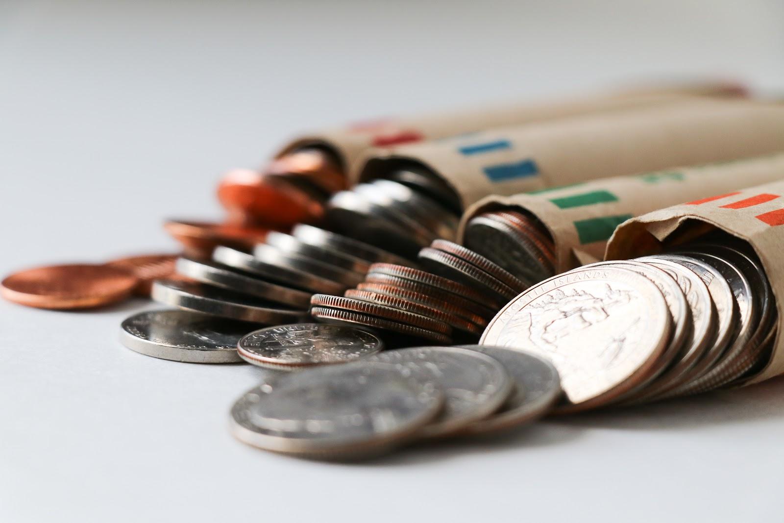 Money tubes