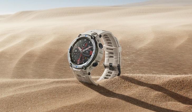 Amazfit เปิดตัว T-Rex Pro นาฬิกาเพื่อสายลุย ทนทาน ใช้งานได้นานสุด 18 วัน 2