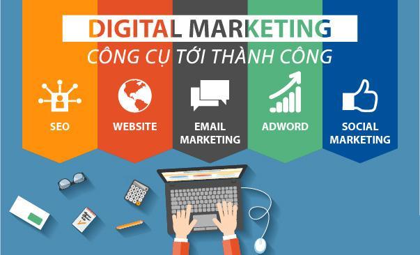 Công việc của Digital Marketing