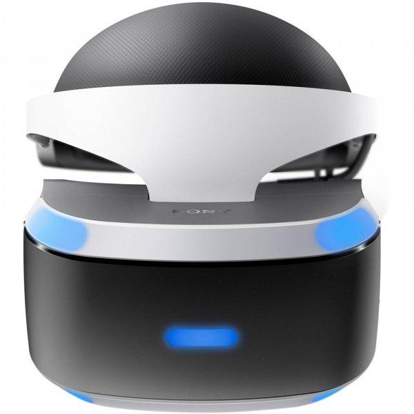 Очки виртуальной реальности SONY PlayStation VR MegaPack (5 игр в комплекте)