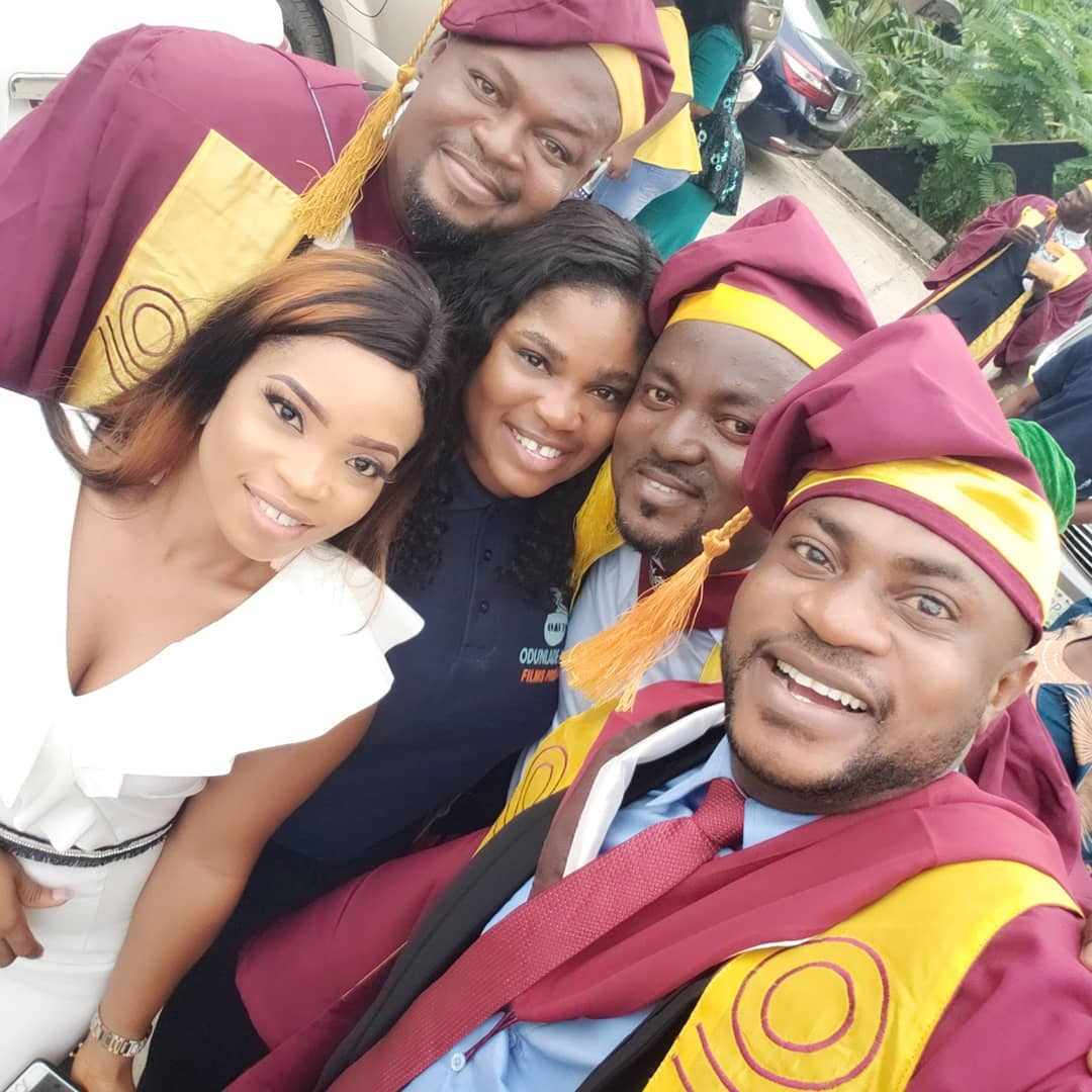Odunlade Adekola Unilag convocation photos