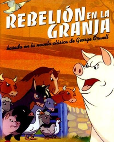 Rebelión en la granja (1954, Joy Batchelor y John Halas)