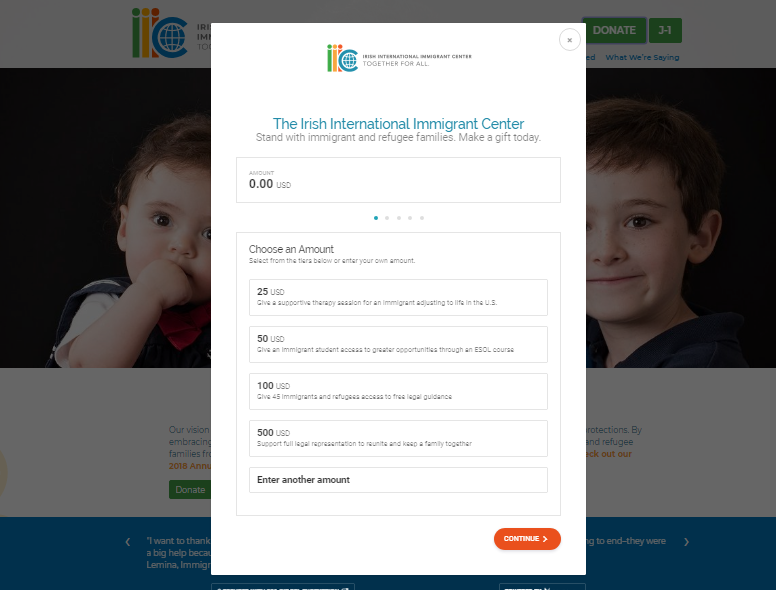 best-nonprofit-donation-pages-iiic