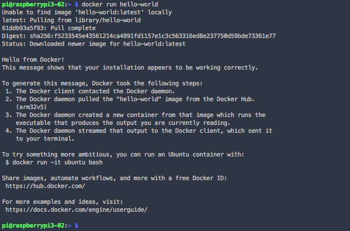 Running Mule 4 in Docker on Raspberry Pi - DZone Cloud