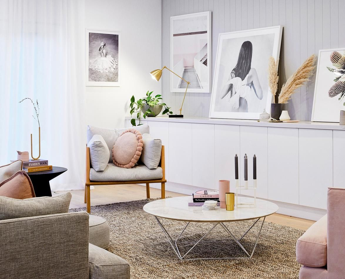 Desain interior Scandinavian - source: pinterest.com