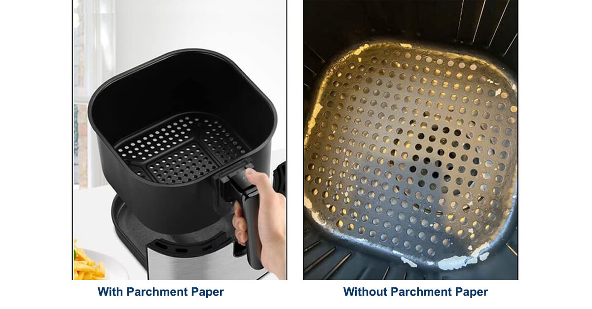 Why Should You Use Parchment Paper for Your Air Fryer?
