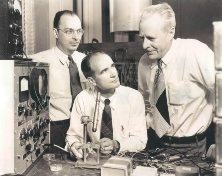 Nhà phát minh ra Transistor