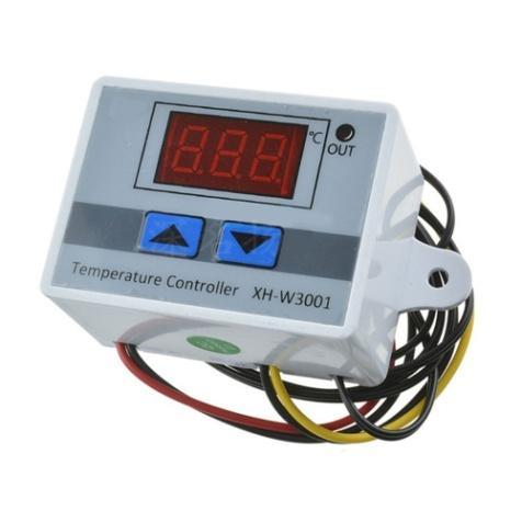 Taffware Digital Temperature Control Thermostat Microcomputer 220V -  XH-W3001 - JakartaNotebook.com