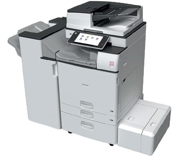 Photo Ricoh cung cấp các loại máy photocopy