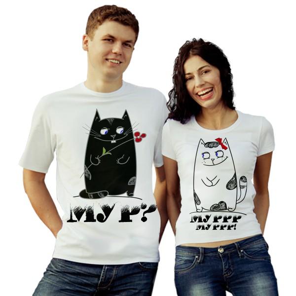 футболки с принтом и печатью