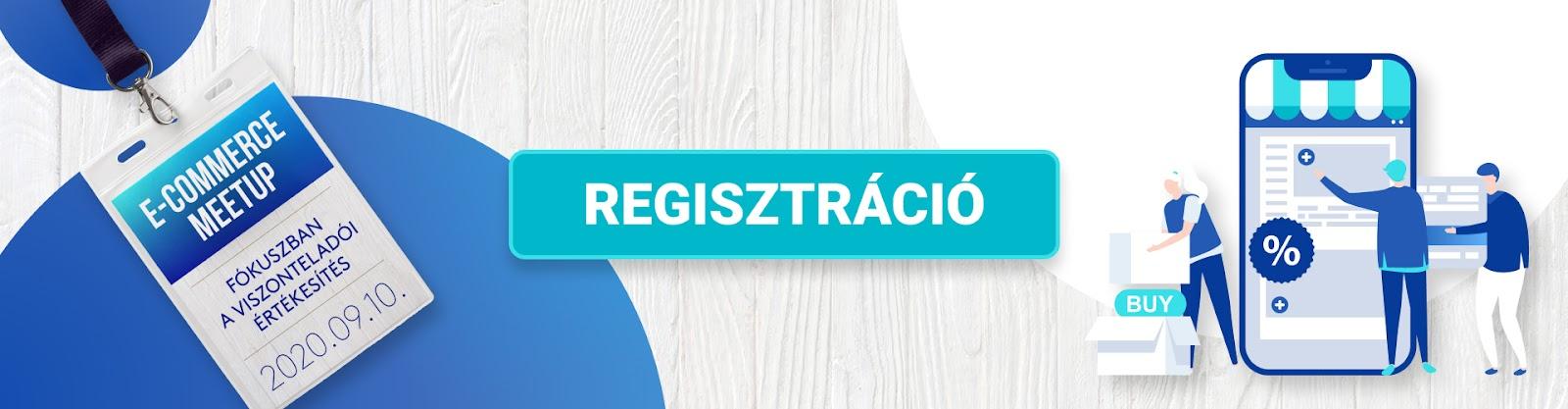 Az e-commerce növekedés lehetőségei, kihívásai – Meetup regisztráció