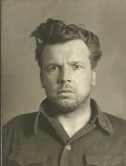 Останнє фото Кисельова. 1938 рік
