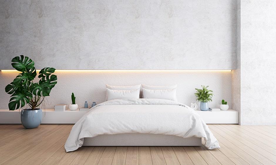 Modern Minimalistic Bedroom Designs