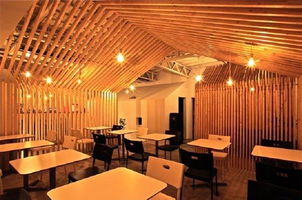 Màu vàng của đèn Led bulb Philips tạo không gian ấm cúng