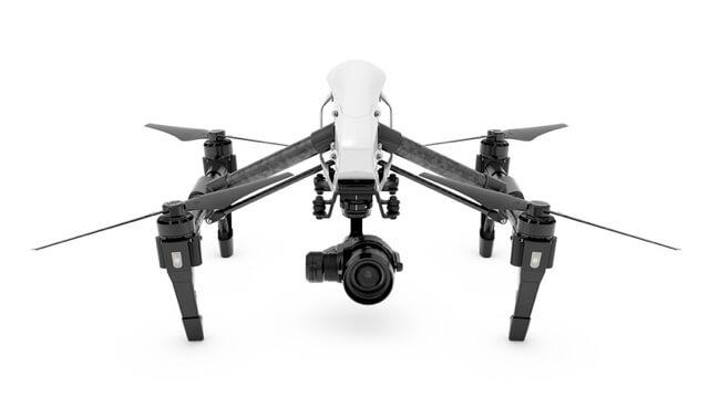 DJI Inspire 1 Quadcopter with Camera