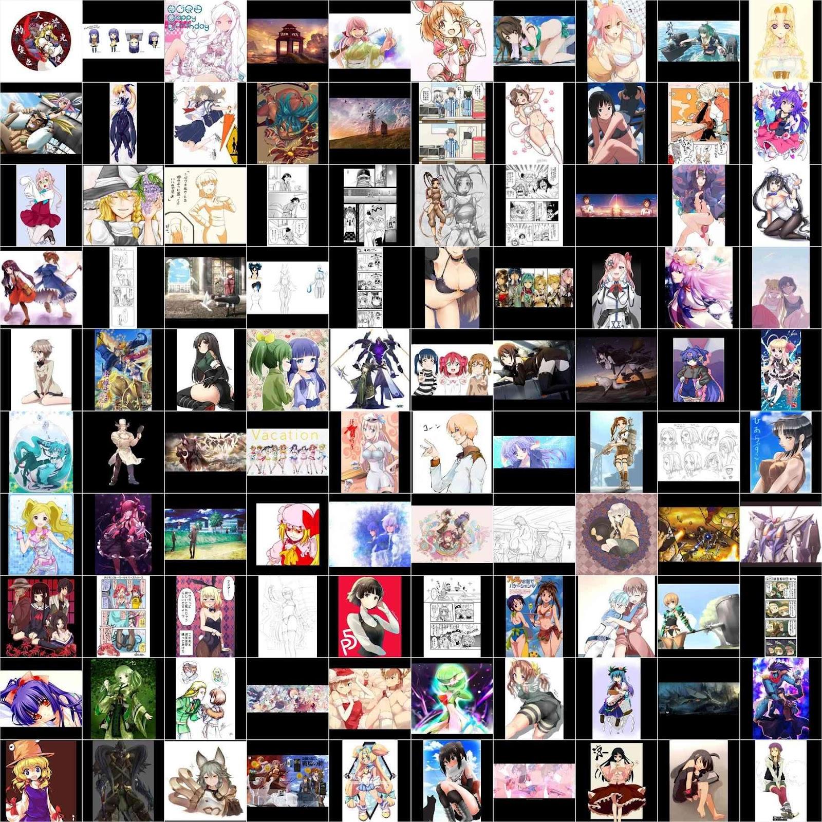 картинки аниме