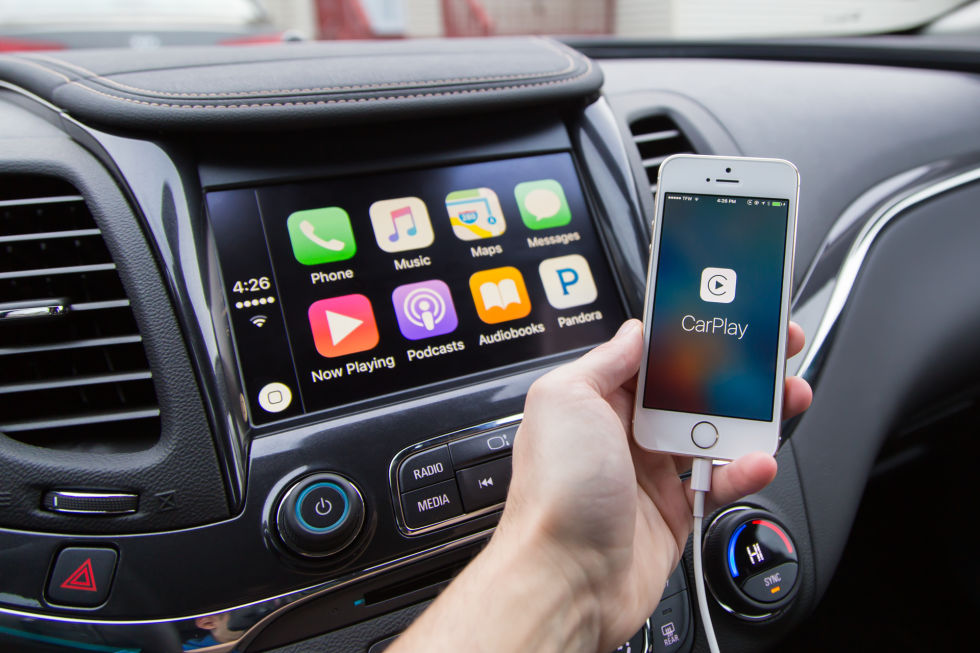 Connecting Carplay to BMW