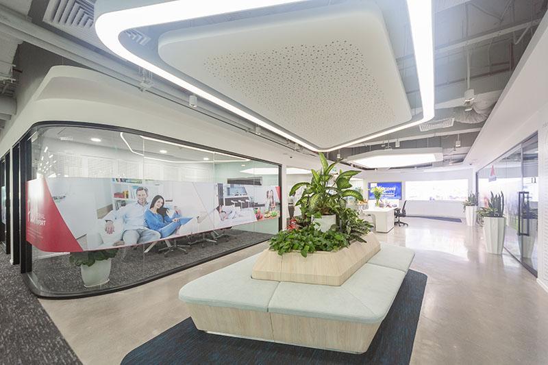 T:\Nha Dep\Up Web\1000 px\2021-10-08\Không gian chung với thiết kế mở, tăng sự kết nối, tương tác giữa các nhân viên tại không gian làm việc_H2.jpg