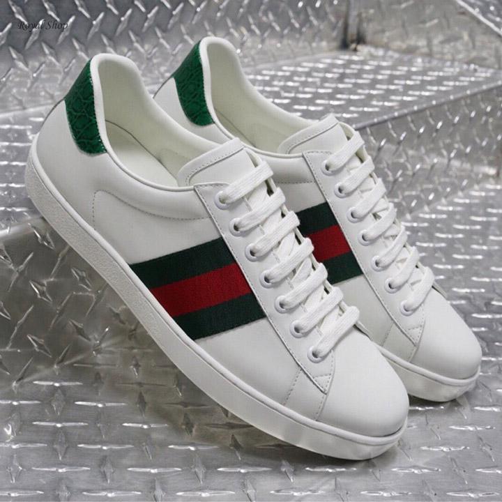 Giày Gucci mang đậm phong cách thanh lịch