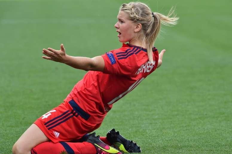 Resultado de imagem para Ada Hegerberg seleção da noruega
