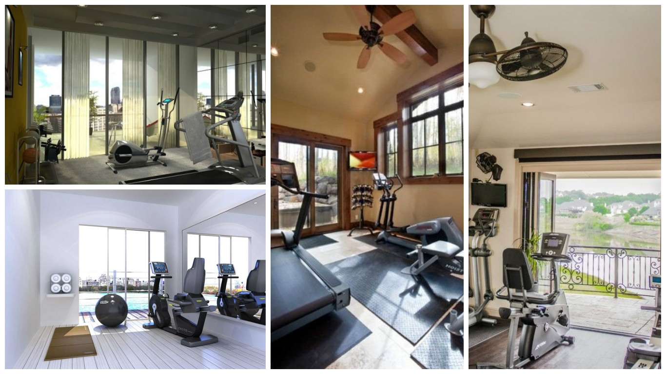 Love your body start with your home gym home garden design