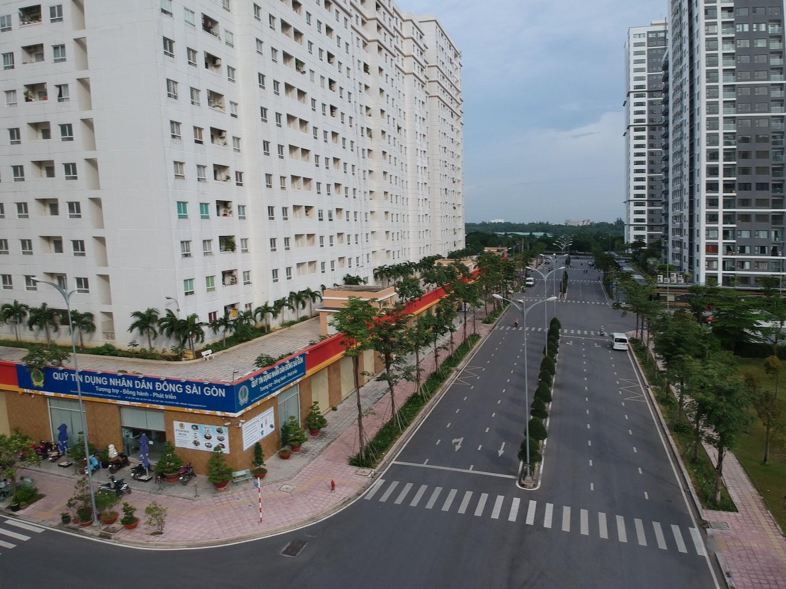 Tiện ích cao ốc B Nguyễn Kim
