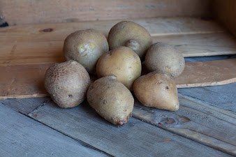 Photo of the share - Potatoes