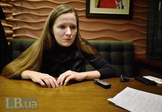 Евгения Закревская