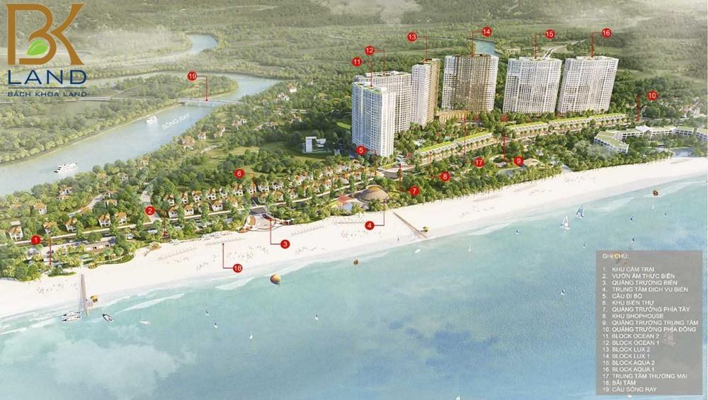 Dự án Hồ Tràm Complex - 286383