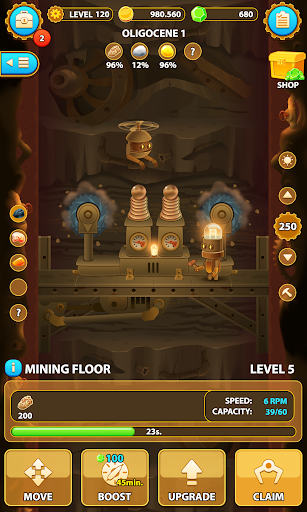 Deep Town: Mining Factory- screenshot thumbnail