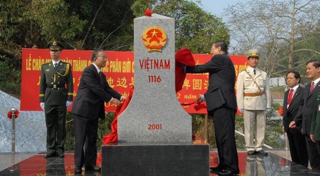 Việt Trung kỷ niệm 20 năm Hiệp ước biên giới -'Di sản nhiều mặt' của cố TBT Lê Khả Phiêu