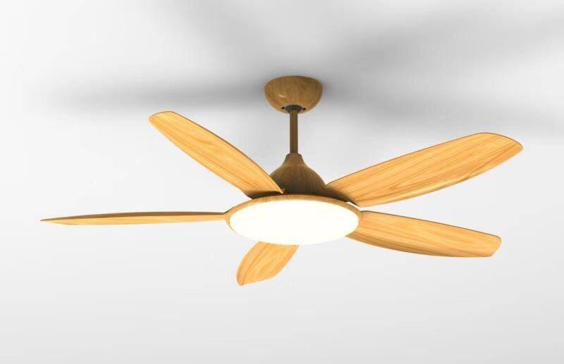 Các bạn nên lựa chọn quạt trần có đèn phù hợp với công suất thích hợp