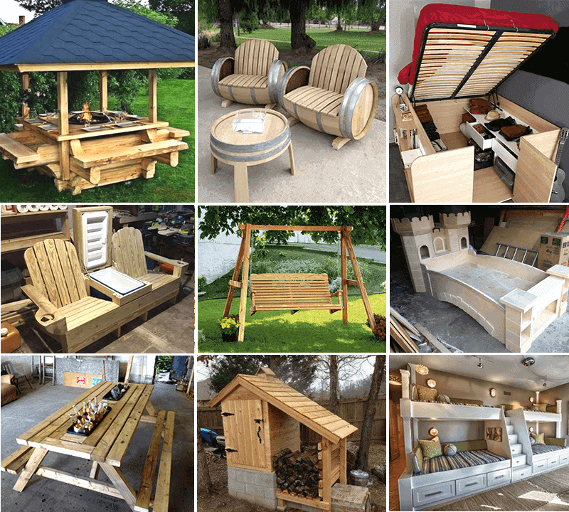 amazing woodworking projects