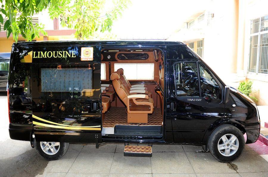 Xe limousine Hà Nội Quảng Ninh: Cô Tô Limousine