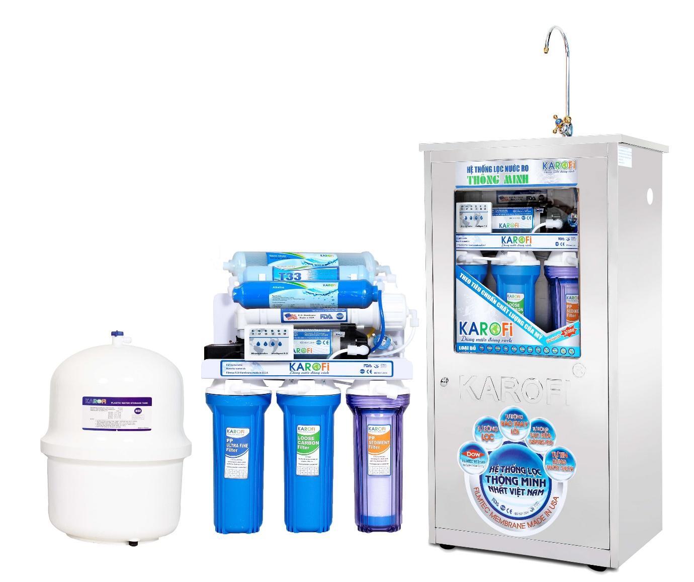 Địa chỉ cung cấp máy lọc nước cao cấp đảm bảo chất lượng và giá thành hợp lý.