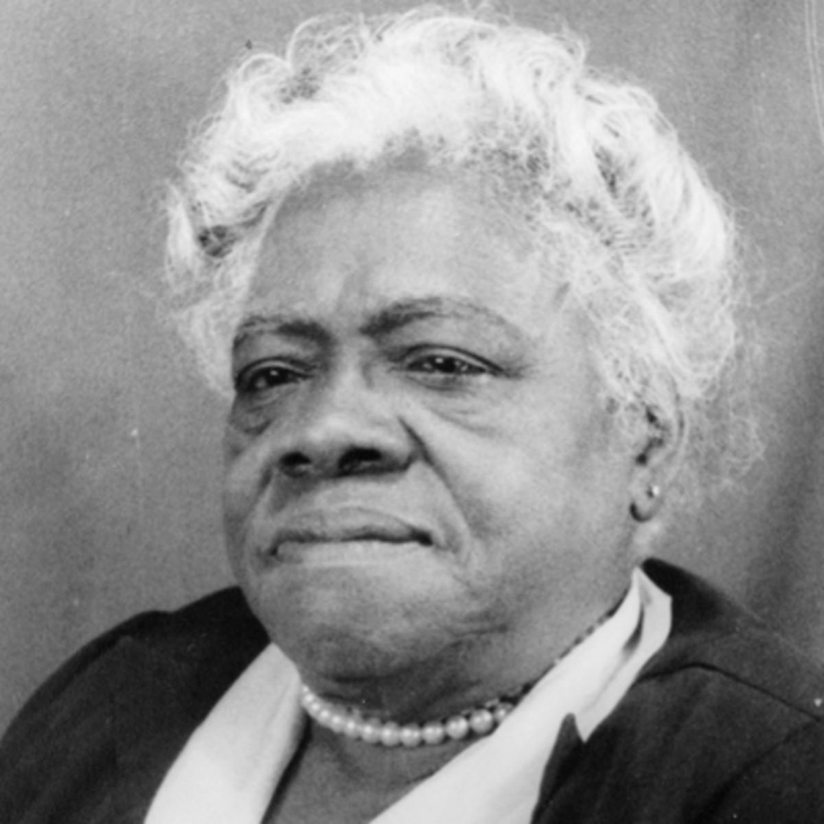 Mary McLeod Bethune - Facts, Education & Accomplishments - Biography