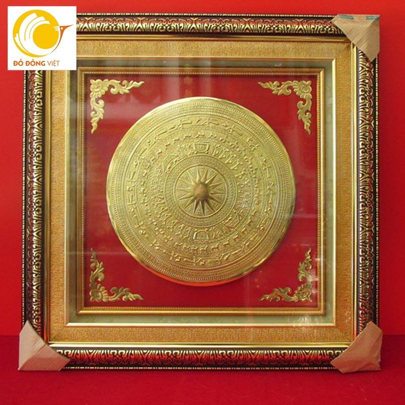 Điểm danh 5 loại tranh trống đồng được yêu thích nhất trên thị trường