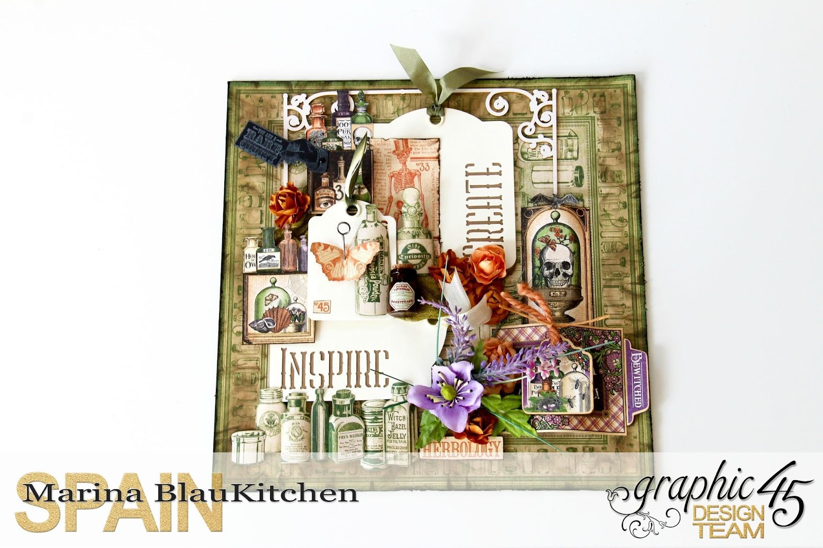 G45 Monthly Challenge Dark Side Layout by Marina Blaukitchen Product by Graphic 45 photo 1.jpg
