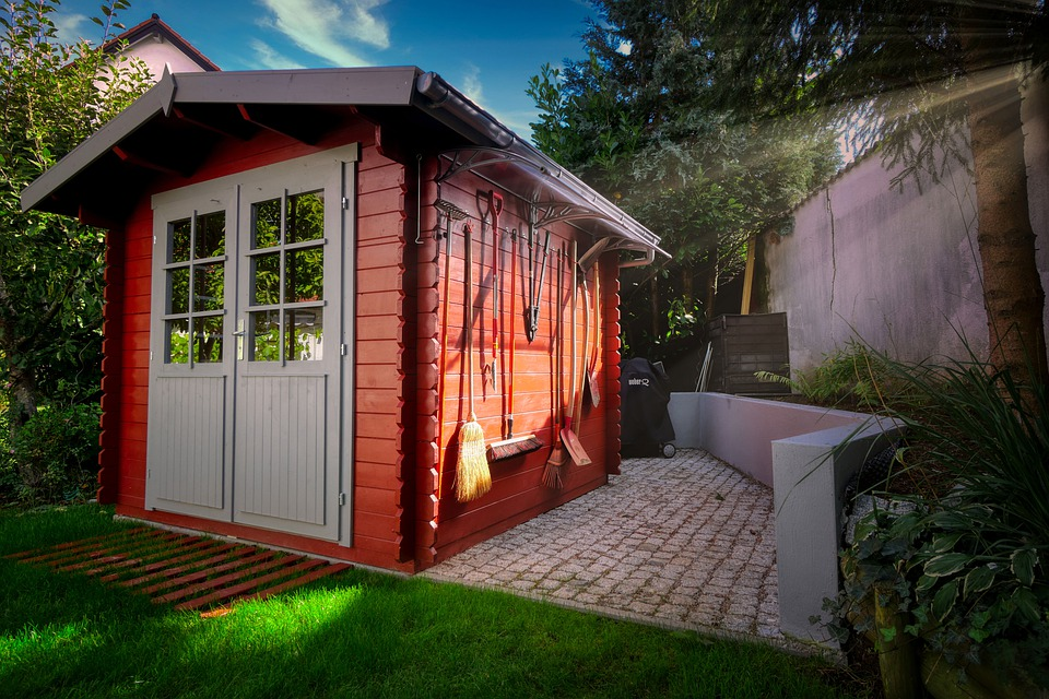 Great looking shed